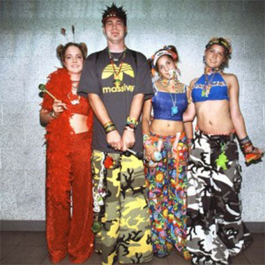 Pretty in PLUR: An Electric History of Rave Clothing