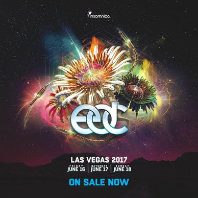 EDC Week 2017 Lineup Released: Day to Day Highlights
