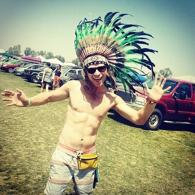 Let's Put Away The Headdresses And Stop Cultural Appropriation With Our Rave Outfits