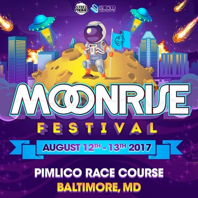 Moonrise 2017 Recap: Rain, Mud and PLUR