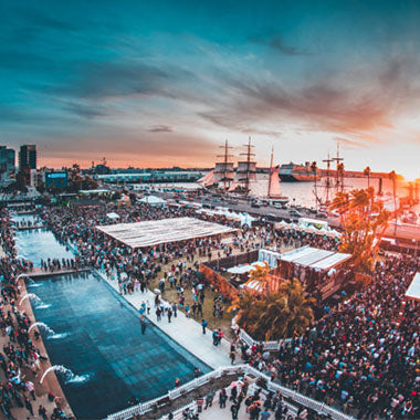 CRSSD Drops Insanely Groovy Line Up + Meduza, Gesaffelstein, Sam Paganini, And More!