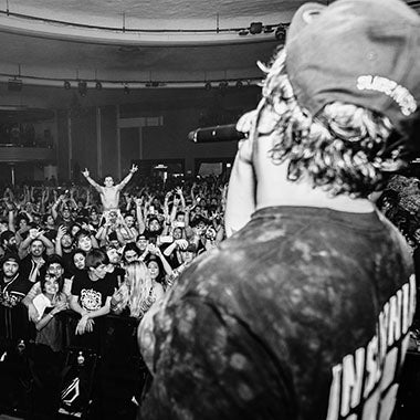 VOMIT SQUAD WRECKED THE HOLLYWOOD PALLADIUM!