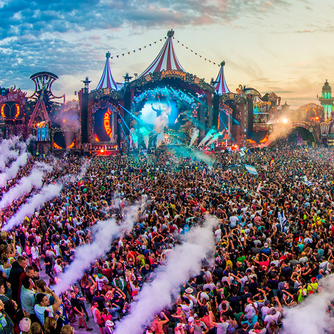 FESTIVAL SETS: Relive Tomorrowland 2019