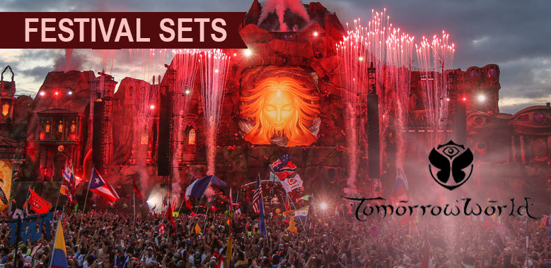 TomorrowWorld 2015 Festival Sets