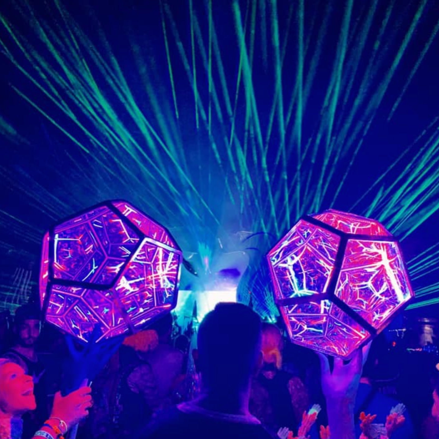 Top 10 Favorite Totems of Electric Forest 2019