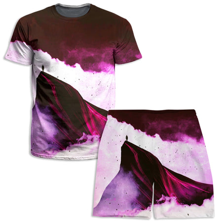Adam Priester - Archangel T-Shirt and Shorts Combo