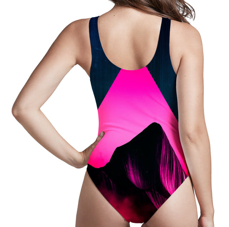 Adam Priester - Enkidu Low Cut One-Piece Swimsuit