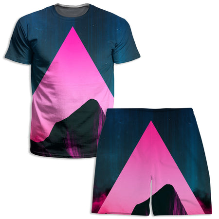 Adam Priester - Enkidu T-Shirt and Shorts Combo