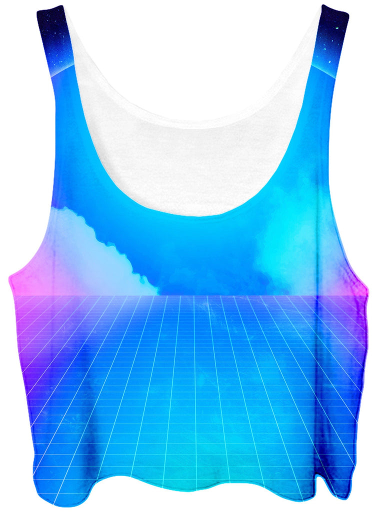 Adam Priester Worship 2030 Crop Top