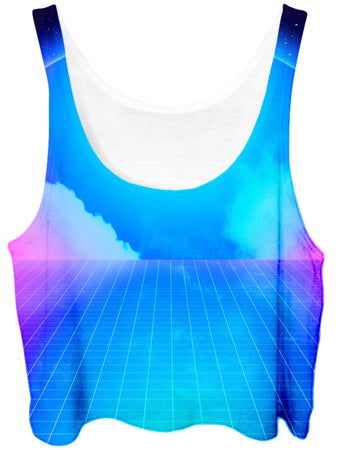 Adam Priester - Worship 2030 Crop Top