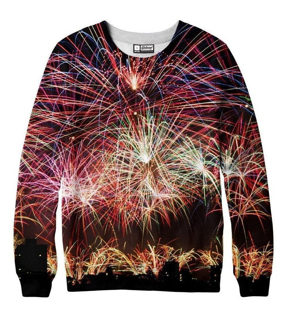Beloved Fireworks Sweatshirt (Ready To Ship)