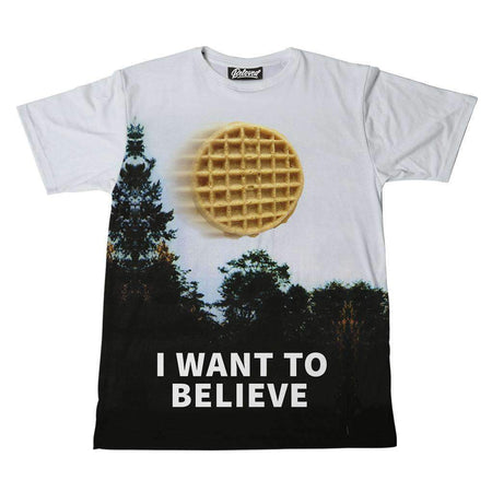Beloved - I Want To Believe Men's T-Shirt (Ready To Ship)