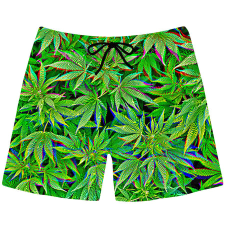 Big Tex Funkadelic - Dazed and Confused Swim Trunks
