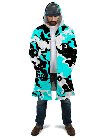 Big Tex Funkadelic - Oil Spill Rave Camo Cloak