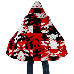 Big Tex Funkadelic Red Digital Cloak