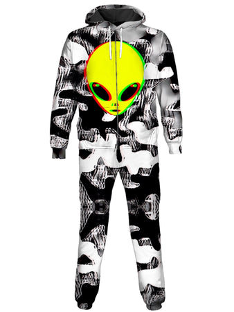 Big Tex Funkadelic - Trippy Alien Onesie