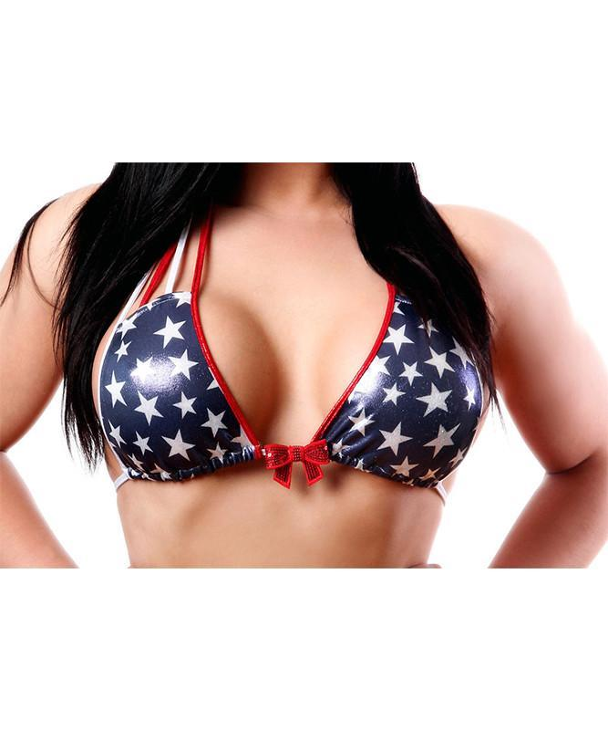 Body Zone Apparel Fireworks Top - iEDM