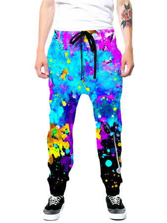 BrizBazaar - Abstract Joggers