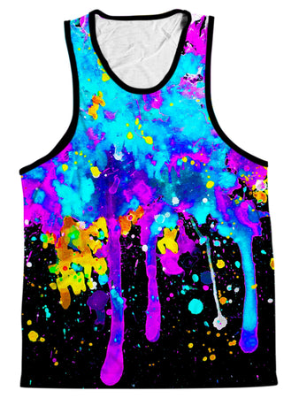 BrizBazaar - Abstract Men's Tank