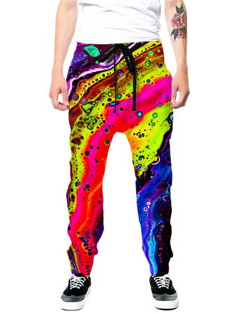 BrizBazaar - Fire Lights Joggers