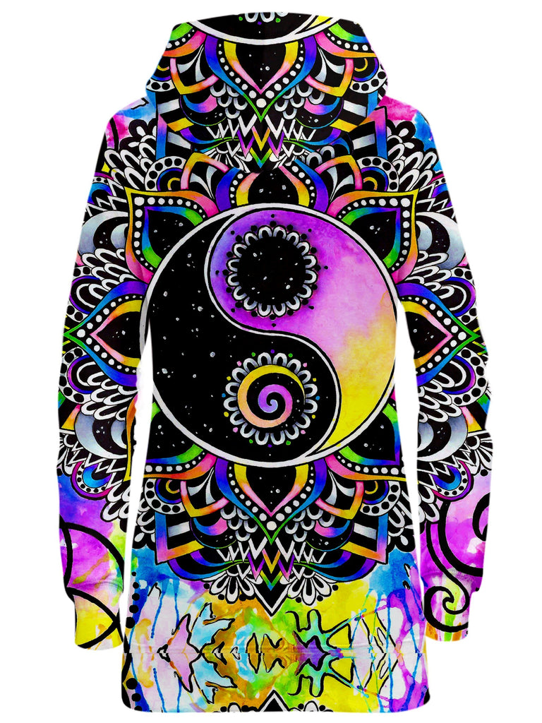BrizBazaar Magical Balance Hoodie Dress