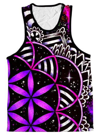BrizBazaar - Oracle of Life 2.0 Men's Tank