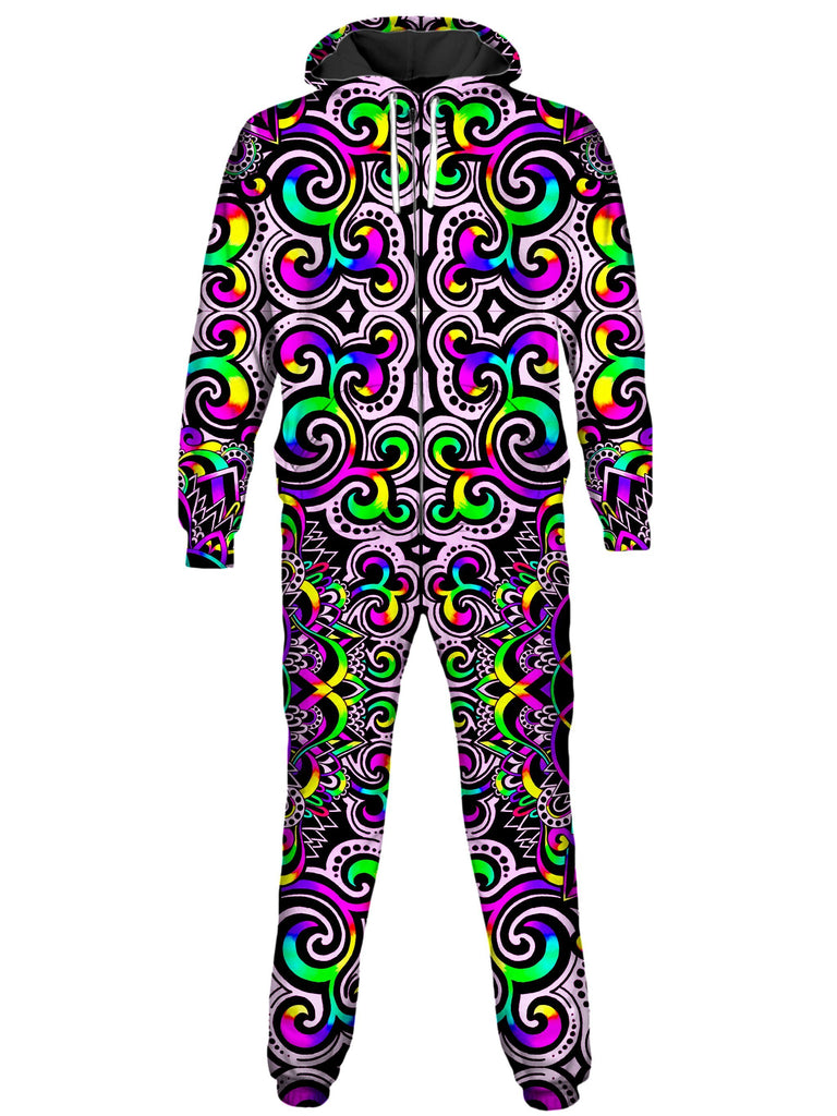 BrizBazaar - White Doodle Magic Onesie