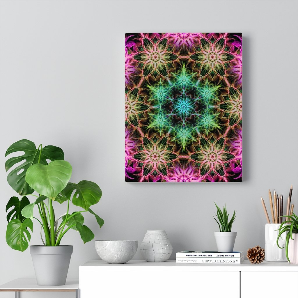 Canvas DMT Mirage Canvas Gallery Wraps - iEDM