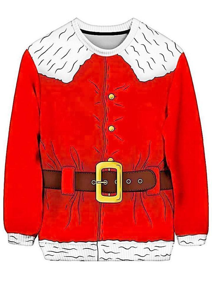 Christmas - Santa Ugly Sweatshirt
