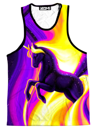 Designosaur - Liquid Unicorn Men's Tank