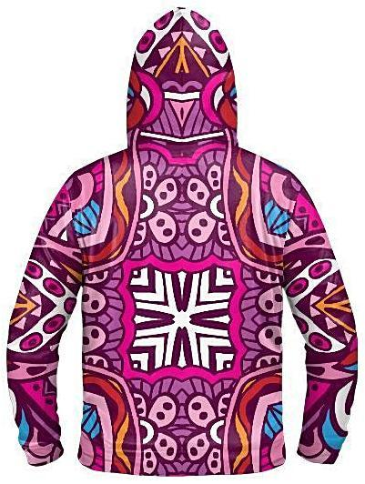 Galaxy Collection Bayon Light Up Hoodie - iEDM