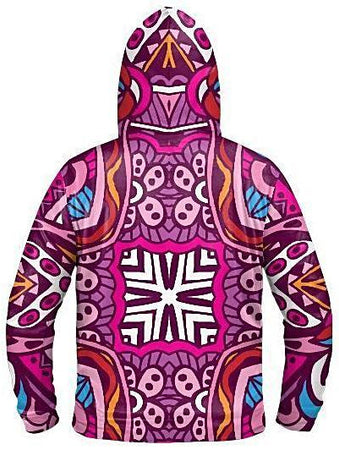 Galaxy Collection - Bayon Light Up Hoodie