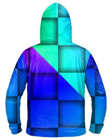Galaxy Collection - Check Mate Light Up Hoodie