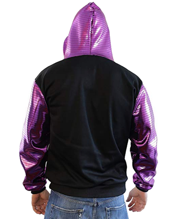 Galaxy Collection - Electro Hybrid Light Up Hoodie