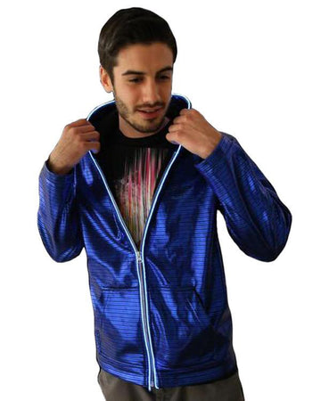 Galaxy Collection - Electro Light Up Hoodie