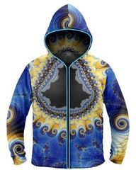 Galaxy Collection Get Spun Light Up Hoodie - iEDM