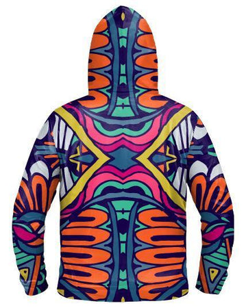Galaxy Collection - Gnosis Light Up Hoodie
