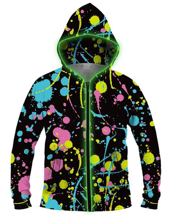 Galaxy Collection - Going Postal Light Up Hoodie