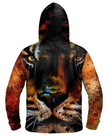 Galaxy Collection - King Of The Jungle Light Up Hoodie