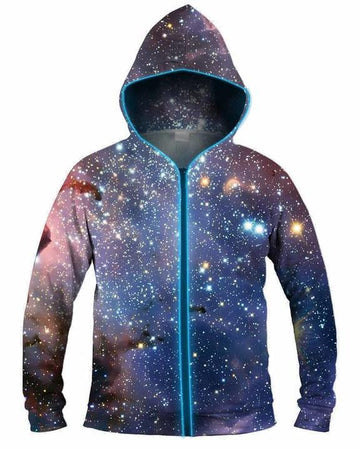 Galaxy Collection - Lightyear Light Up Hoodie