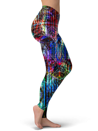 Glass Prism Studios - Manifest Processor Leggings