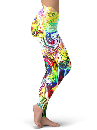 Glass Prism Studios - Swirly Gig Leggings