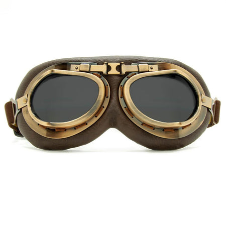 GloFX - Over & Out Pilot Diffraction Goggles