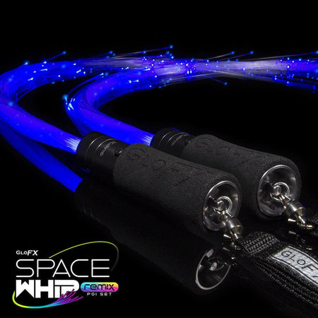 GloFX - Space Whip Remix - Poi Set