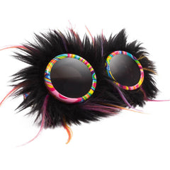 Goggles Furry Party Animal Goggles Goggle Color
