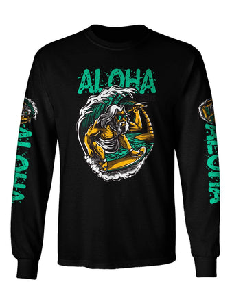 Gratefully Dyed - Aloha Zues Long Sleeve