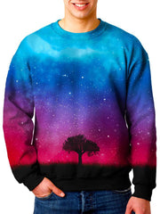 Gratefully Dyed Alone in Space Sweatshirt