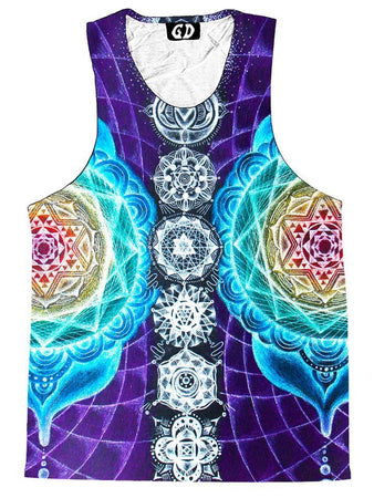 Gratefully Dyed - Attuned Men's Tank