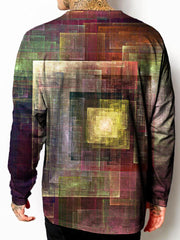 Gratefully Dyed Colorful Impression Long Sleeve T-Shirt - iEDM