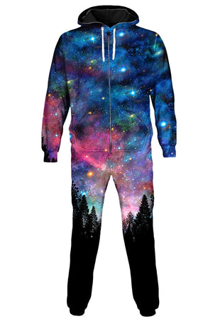 Gratefully Dyed - Galactic Valley Onesie